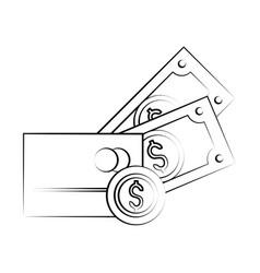 credit or debit card icon image vector image