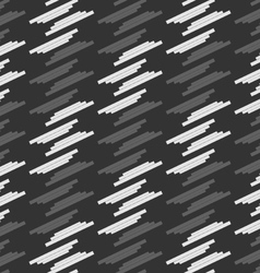 Monochrome pattern with gray and white offset vector