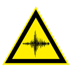 Sign high noise and acoustic vibration vector