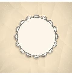 Retro Background vector image