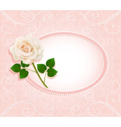 background for the invitation vector image vector image