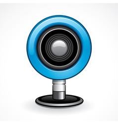 webcam vector image
