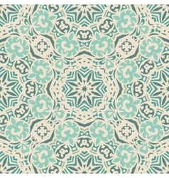 Abstract seamless vintage luxury ornamental vector image vector image