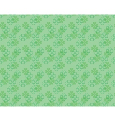 pattern for St Patricks Day vector image