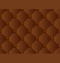 upholstery pattern black vector image