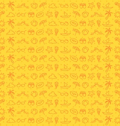 background summer vector image