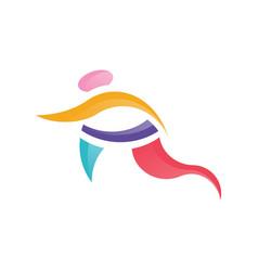 Sport logo template vector