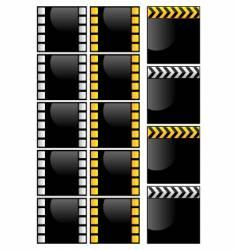 Video frame vector