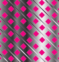Background with pink squares vector