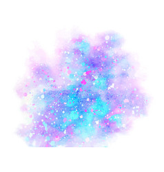 colorful abstract background soft blue vector image