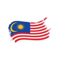 Malaysia flag vector