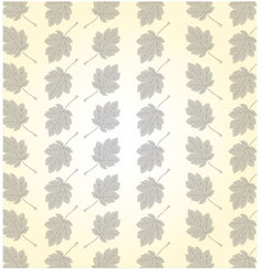 leaf group background vector image