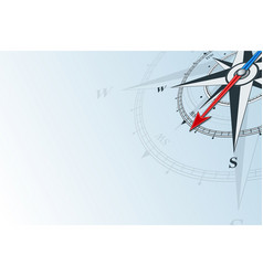 compass southwest background vector image vector image