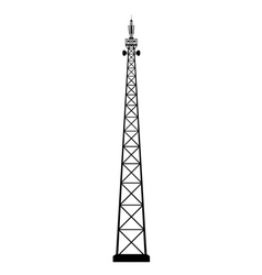 Broadcasting antenna vector