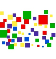 Geometrical random tiles vector