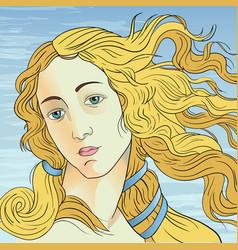 Venus aphrodite vector