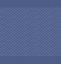 deep blue abstract textile texture vector image