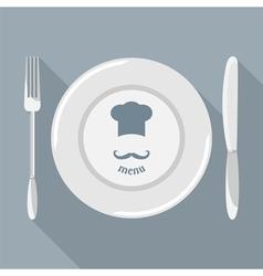 cutlery 002 vector image