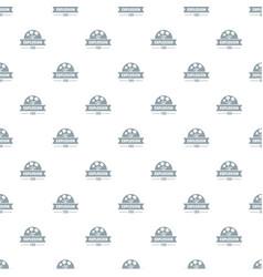 danger explosion pattern seamless vector image