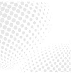 White bg halftone04 vector