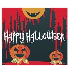 Halloween design vector