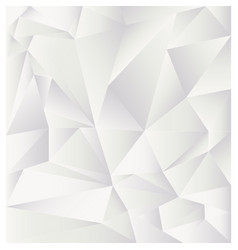 low-poly background vector image