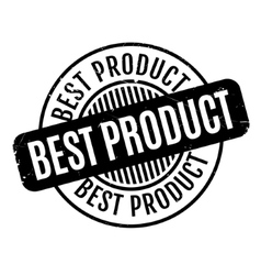 Best Product rubber stamp vector image