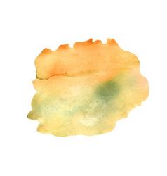Colorfull watercolor texture modern graphic vector