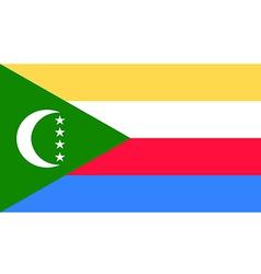 Comoros vector