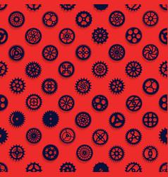 Creative modern steampunk digital paper design vector