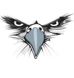 Eagle eye vector
