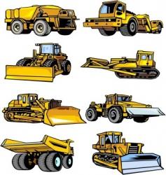 Lorries vector