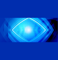 amazing creative background geometric design vector image