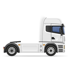 Truck semi trailer 01 vector