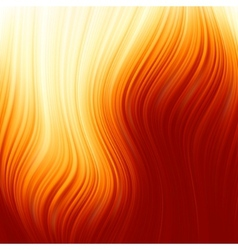 abstract glow background vector image