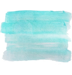abstract watercolor hand paint texture vector image