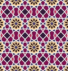Traditional Ornamental Seamless Islamic Pattern vector