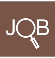 Job Post vector image