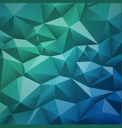 Geometric abstract low-poly paper background vector