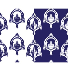 Ornament seamless 7 380 vector