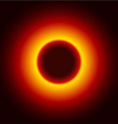 Solar planet vector