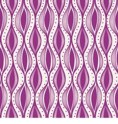 Modern geometrical pattern vector image vector image