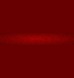 banner of ones and zeros vector image