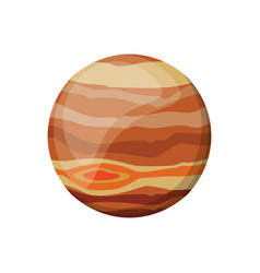 Jupiter planet space image vector