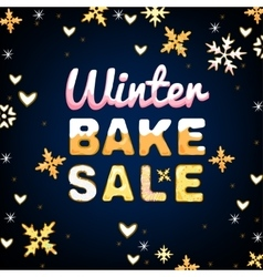 Winter bake sale 01 a vector