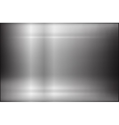 Metal abstract backround vector image vector image