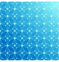 Abstract Blue Geometrical Background vector image
