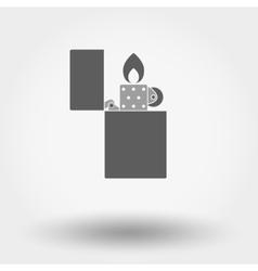 Cigar Lighter vector image