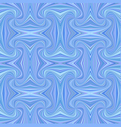blue abstract hypnotic seamless striped vortex vector image