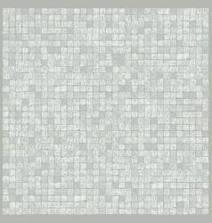 Doodle pixels light gray texture vector
